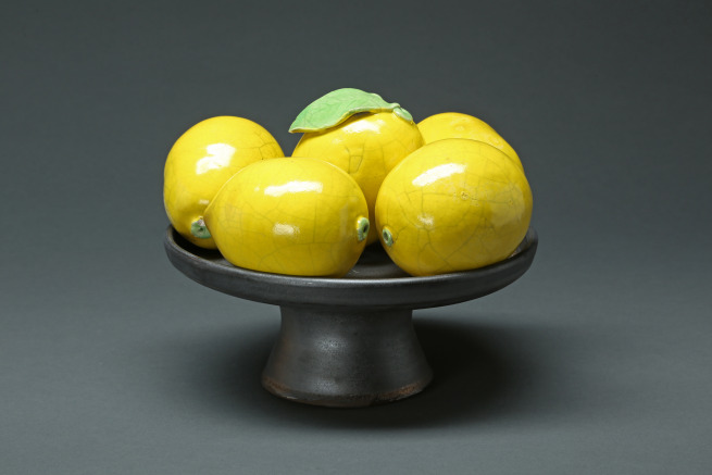 Lemons On A Pedestal