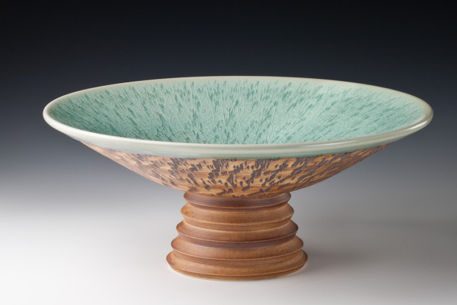 Bowl With Stand